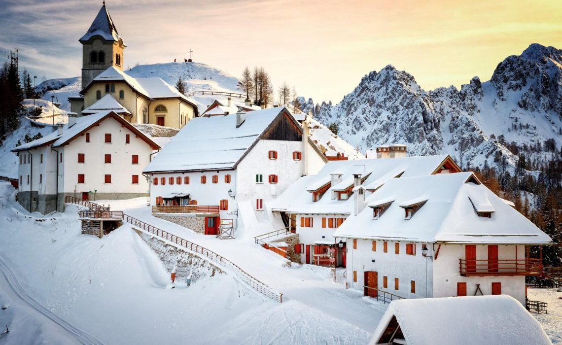 Vacanze di Natale: 10 Borghi italiani da non perdere a dicembre