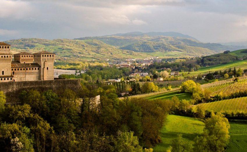 Alla scoperta del Castello di Torrechiara in Emilia Romagna