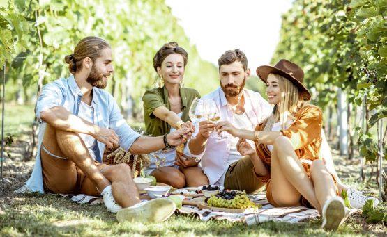 Turismo enogastronomico: cresce il settore dei viaggi del gusto