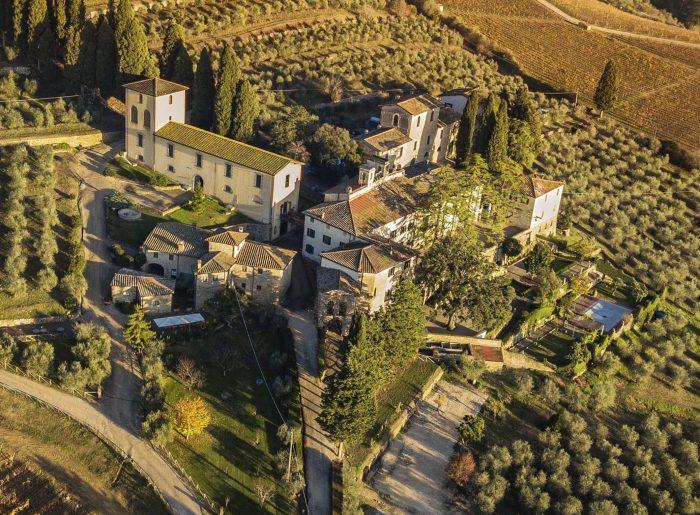 Fattoria di Cinciano Chianti Classico Toscana